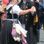 Tanz auf dem Markt