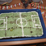 ....wir können auch Fußball